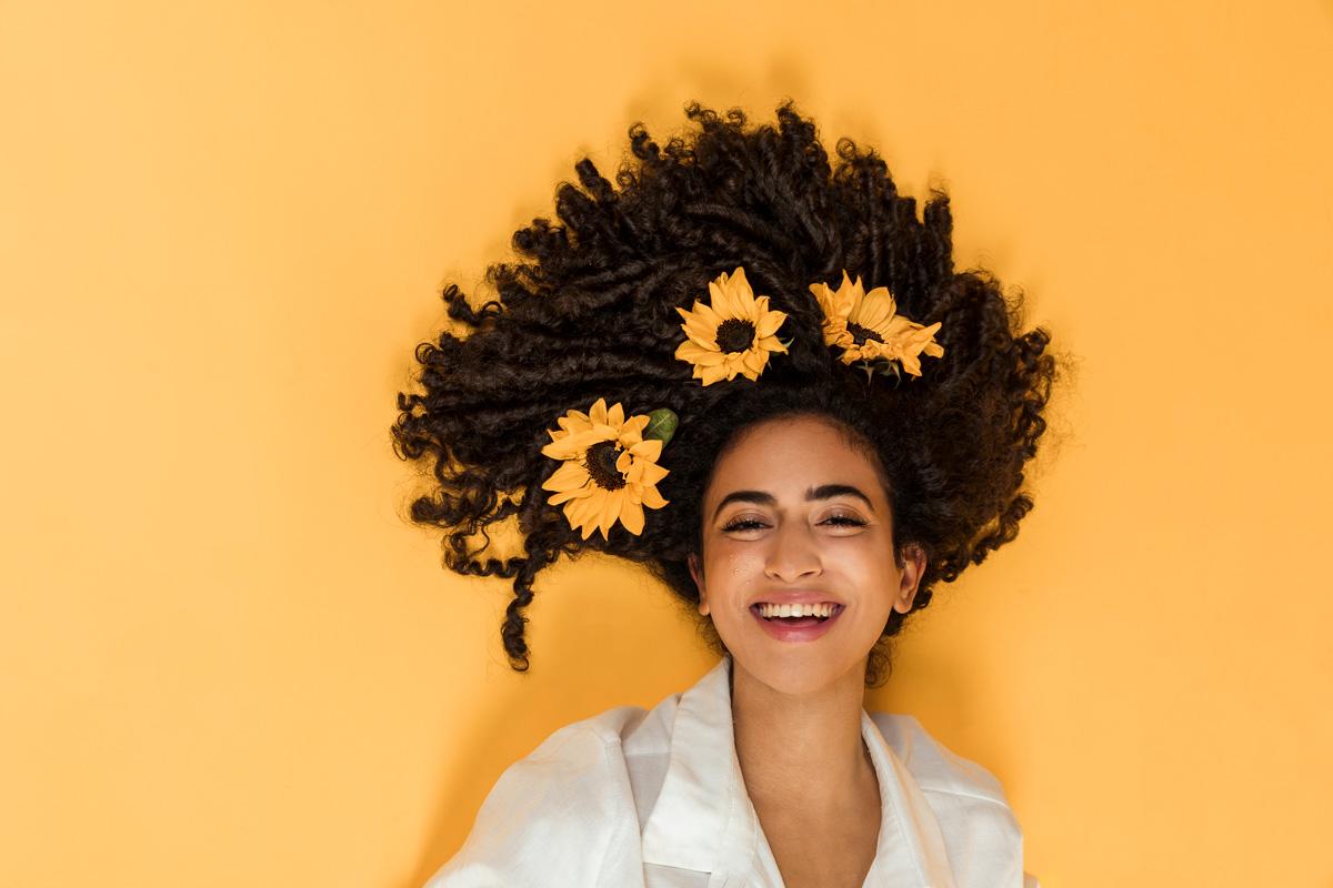 Alimentação para fazer o cabelo crescer saudável