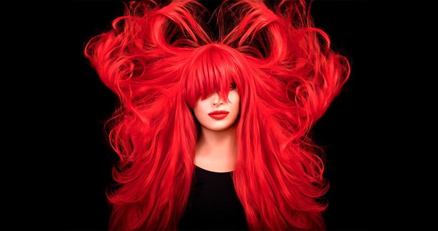 Máscara Red: a salvação do cabelo vermelho